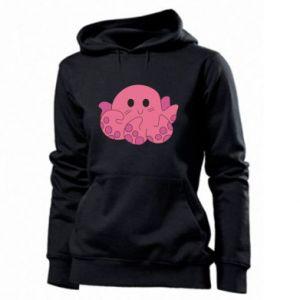 Women's hoodies Cute octopus