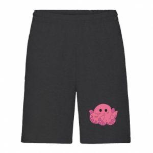 Men's shorts Cute octopus