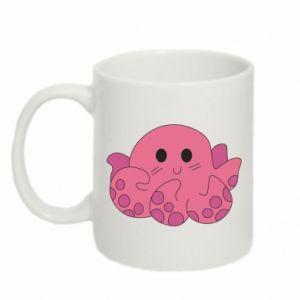 Mug 330ml Cute octopus