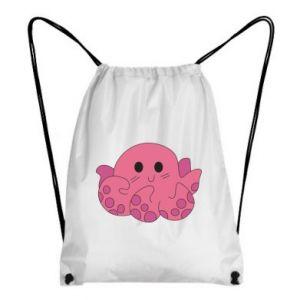 Backpack-bag Cute octopus