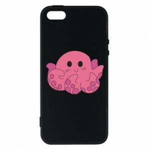 Phone case for iPhone 5/5S/SE Cute octopus