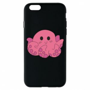 Phone case for iPhone 6/6S Cute octopus