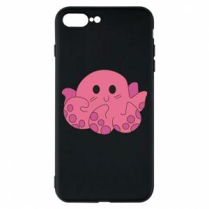Phone case for iPhone 8 Plus Cute octopus