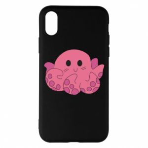 Phone case for iPhone X/Xs Cute octopus