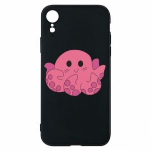 Phone case for iPhone XR Cute octopus