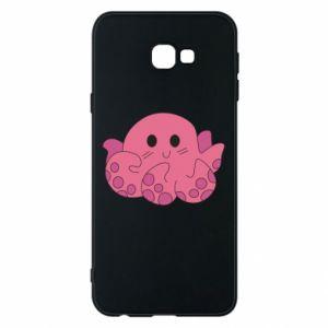Phone case for Samsung J4 Plus 2018 Cute octopus