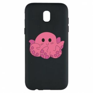 Phone case for Samsung J5 2017 Cute octopus