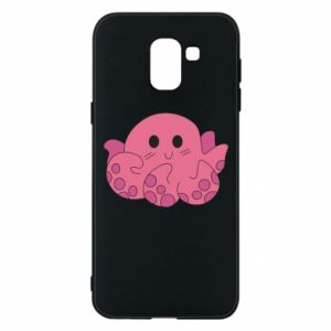 Phone case for Samsung J6 Cute octopus