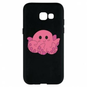Phone case for Samsung A5 2017 Cute octopus