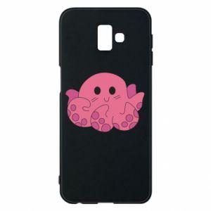 Phone case for Samsung J6 Plus 2018 Cute octopus