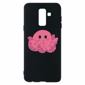 Phone case for Samsung A6+ 2018 Cute octopus
