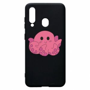 Phone case for Samsung A60 Cute octopus