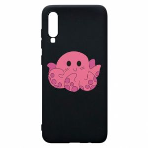 Phone case for Samsung A70 Cute octopus