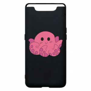Phone case for Samsung A80 Cute octopus