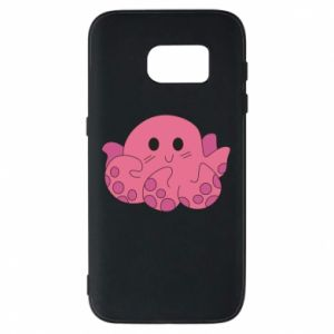 Phone case for Samsung S7 Cute octopus