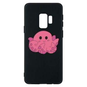Phone case for Samsung S9 Cute octopus
