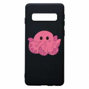 Phone case for Samsung S10 Cute octopus