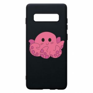 Phone case for Samsung S10+ Cute octopus