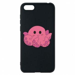 Phone case for Huawei Y5 2018 Cute octopus
