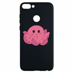 Phone case for Huawei P Smart Cute octopus