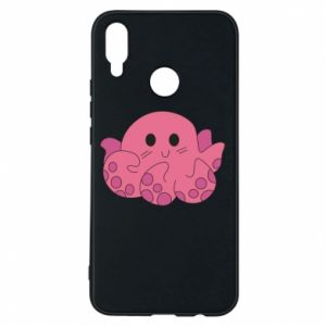 Phone case for Huawei P Smart Plus Cute octopus