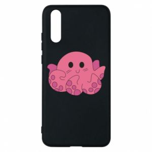 Phone case for Huawei P20 Cute octopus