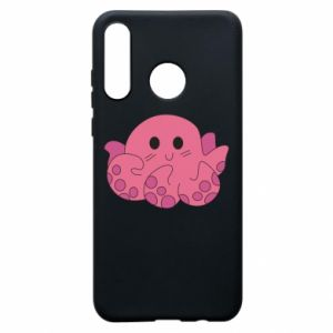 Phone case for Huawei P30 Lite Cute octopus