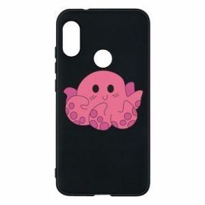 Phone case for Mi A2 Lite Cute octopus