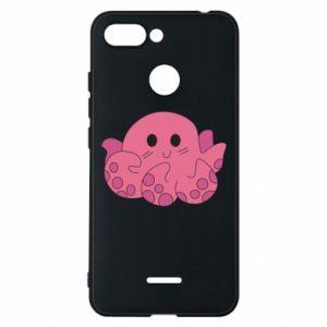 Phone case for Xiaomi Redmi 6 Cute octopus