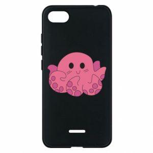 Phone case for Xiaomi Redmi 6A Cute octopus