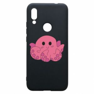 Phone case for Xiaomi Redmi 7 Cute octopus