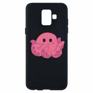 Phone case for Samsung A6 2018 Cute octopus