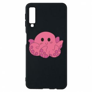 Phone case for Samsung A7 2018 Cute octopus