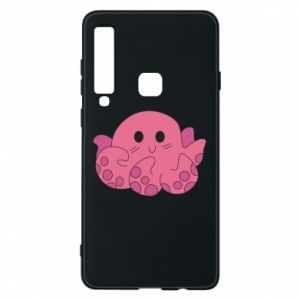 Phone case for Samsung A9 2018 Cute octopus