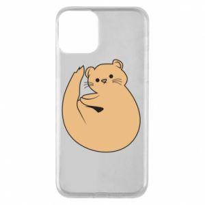 Etui na iPhone 11 Cute otter