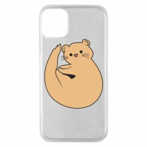 Etui na iPhone 11 Pro Cute otter