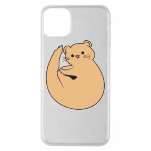 Etui na iPhone 11 Pro Max Cute otter