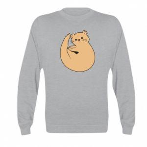 Bluza dziecięca Cute otter