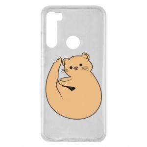 Etui na Xiaomi Redmi Note 8 Cute otter