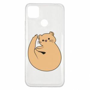 Etui na Xiaomi Redmi 9c Cute otter