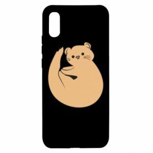 Etui na Xiaomi Redmi 9a Cute otter