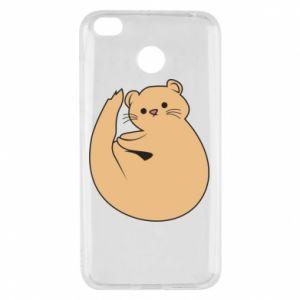 Etui na Xiaomi Redmi 4X Cute otter