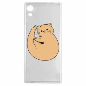Etui na Sony Xperia XA1 Cute otter