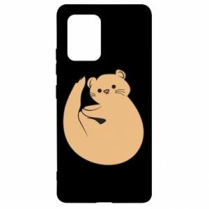 Etui na Samsung S10 Lite Cute otter