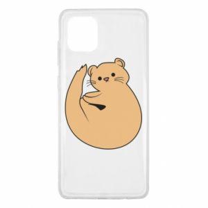 Etui na Samsung Note 10 Lite Cute otter