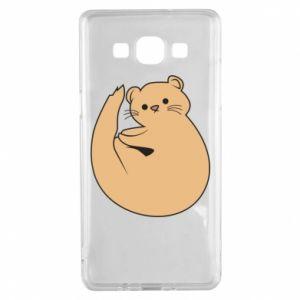 Etui na Samsung A5 2015 Cute otter