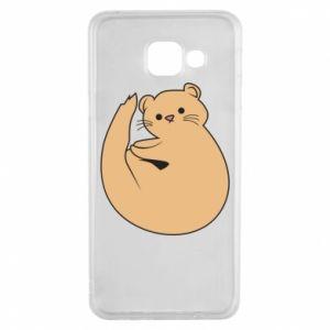 Etui na Samsung A3 2016 Cute otter