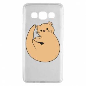 Etui na Samsung A3 2015 Cute otter