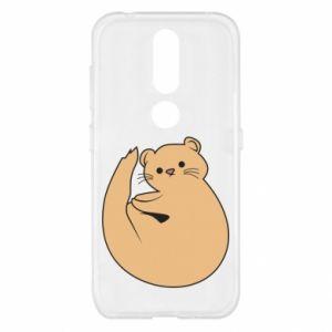 Etui na Nokia 4.2 Cute otter