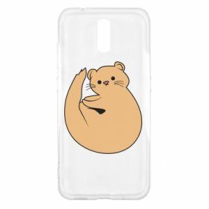 Etui na Nokia 2.3 Cute otter